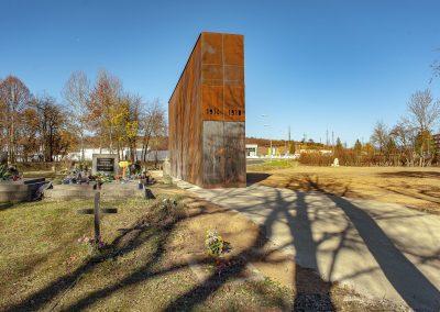 Malé jesenné objavovanie – Storočný vojnový cintorín