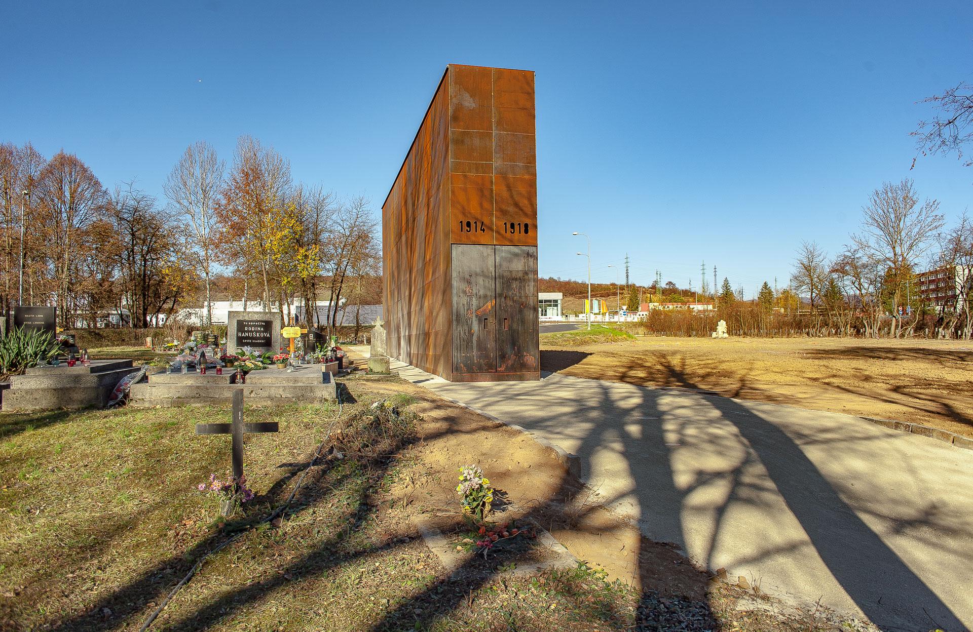 Židovský cintorín - BB