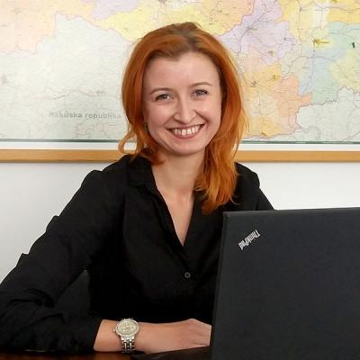 Mgr. Monika Hašková