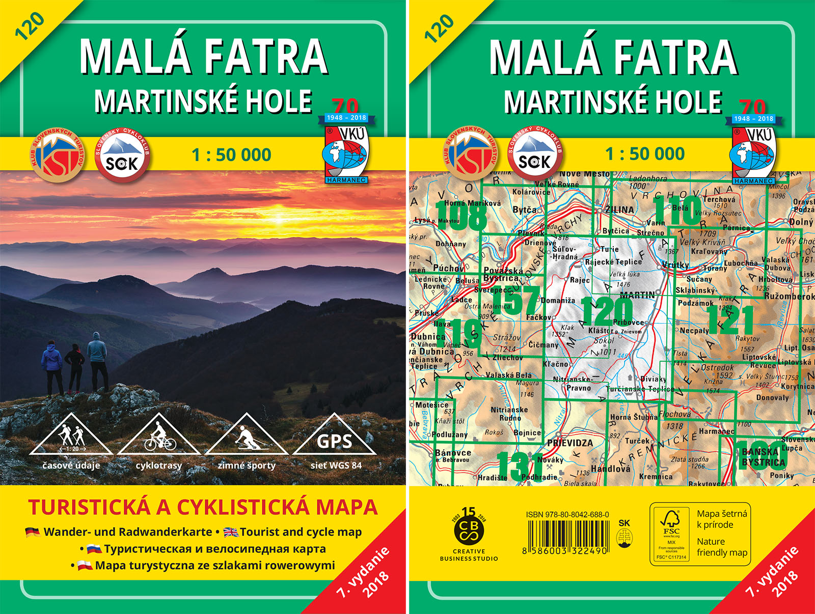 TM 120 - Malá Fatra - Martinské Hole