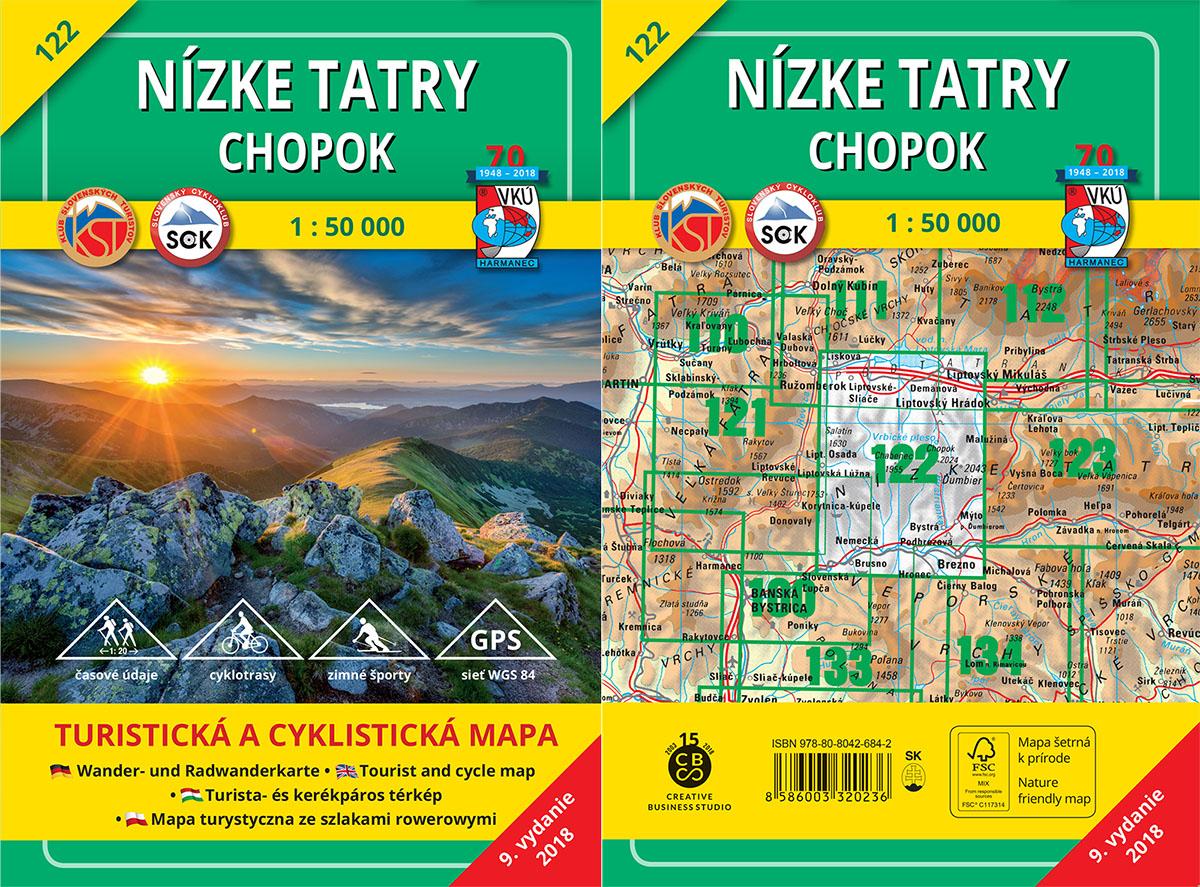 TM 122 - Nízke Tatry - Chopok