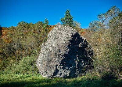 Malé jesenné objavovanie – Balvan obrov v sopečnej krajine