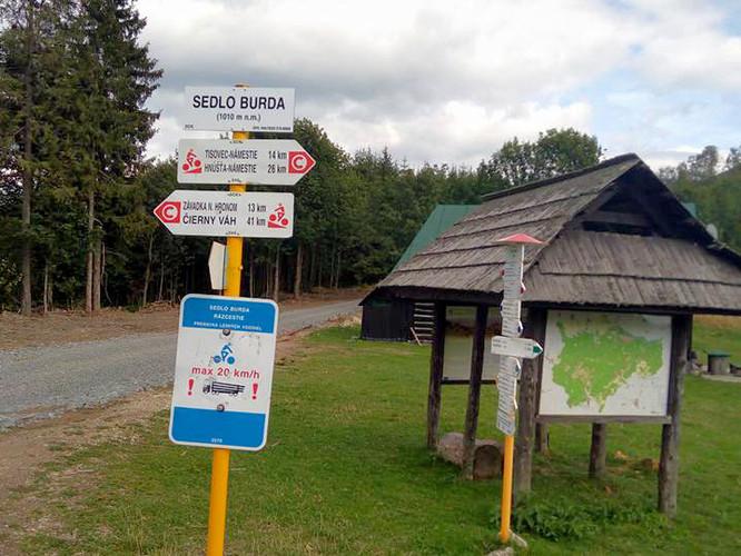 Turisticky značené trasy