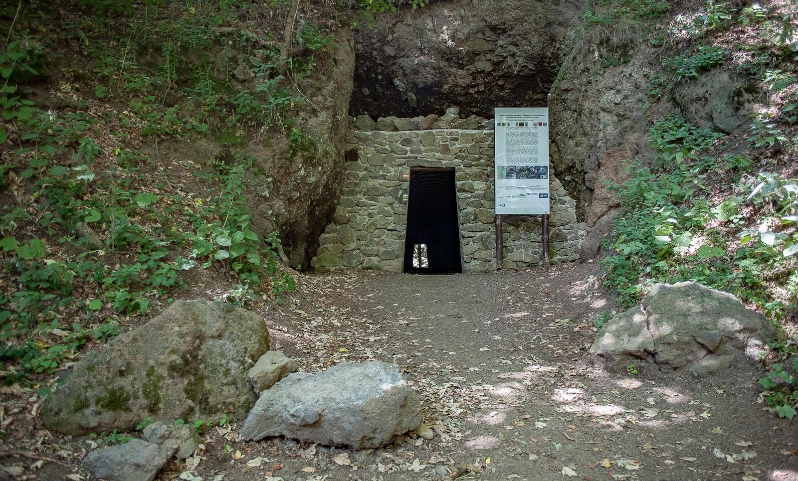 Malé jesenné objavovanie – Legendárny tunel cez zlatonosné pohorie