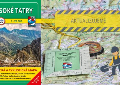 Začína aktualizácia TM 2 Vysoké Tatry