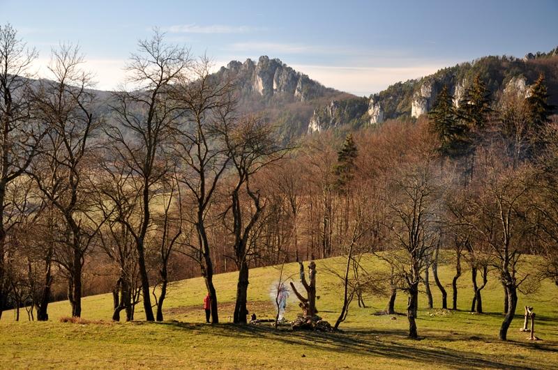 V slovenských Dolomitoch alias Súľovských vrchoch