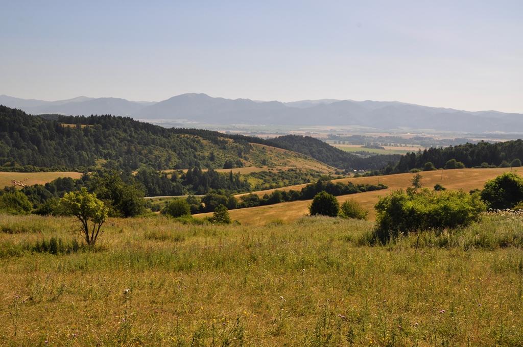 Na slovenskom Vyšehrade v pohorí Žiar