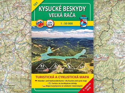 TM 101 Kysucké Beskydy – Veľká Rača