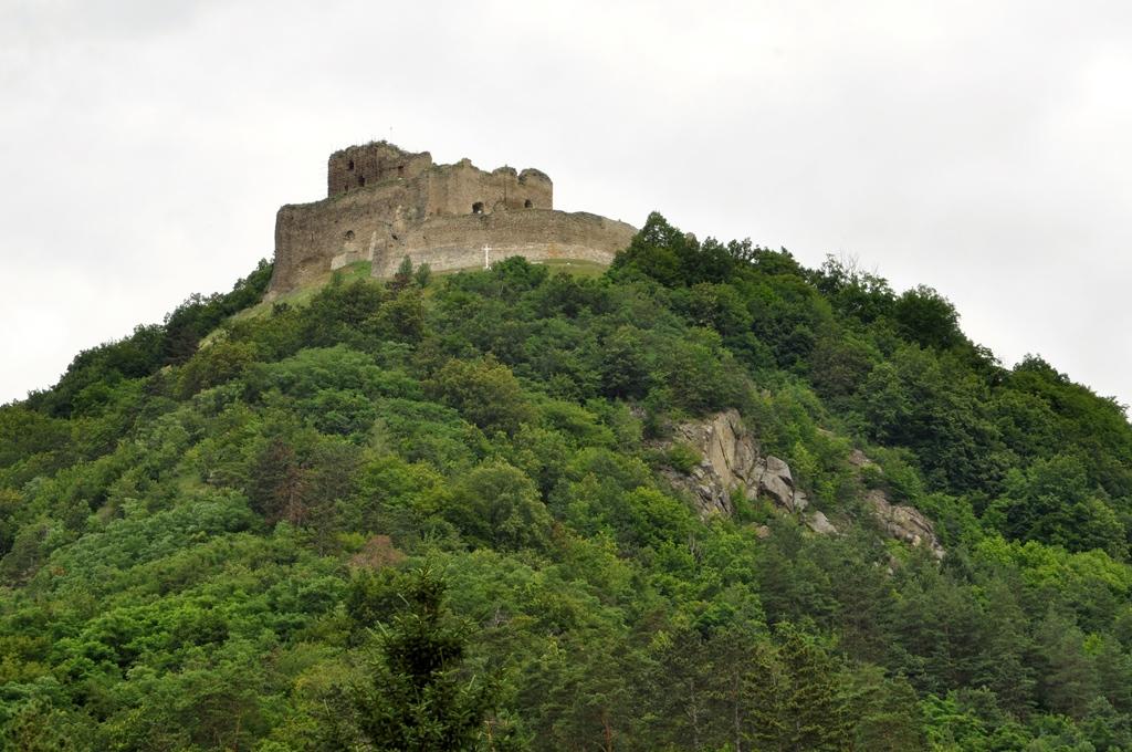 Kapušiansky hrad