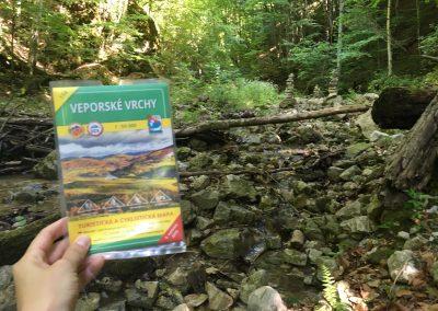Výlet s mapou – Čertova dolina