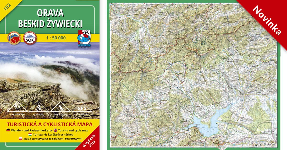 TM 102 - Orava - Beskid Žiwiecki