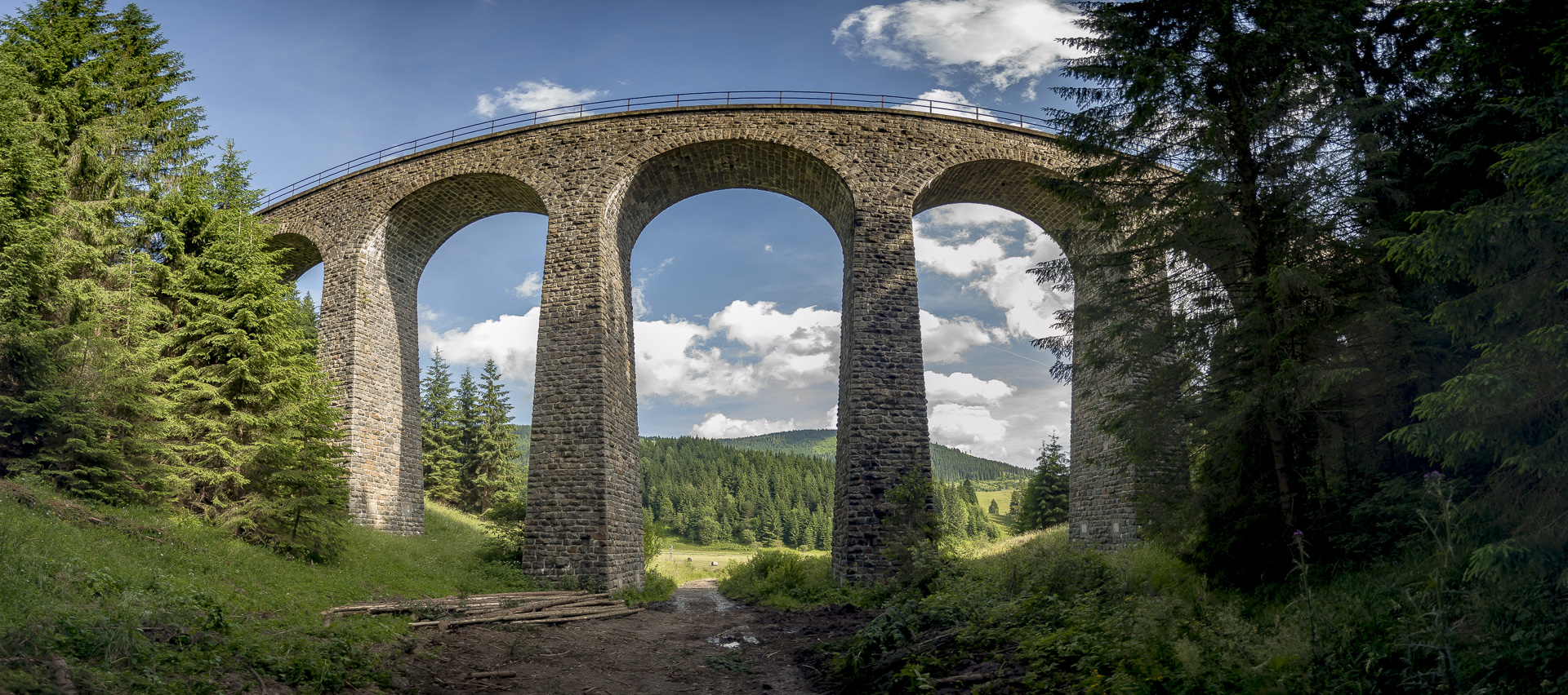Malé letné objavovanie – Kamenné železničné dielo v pri Telgárte