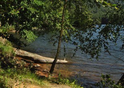 Za romantikou tretieho najväčšieho prírodného jazera na Slovensku