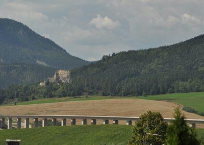 Boli ste už na hrade Likava?