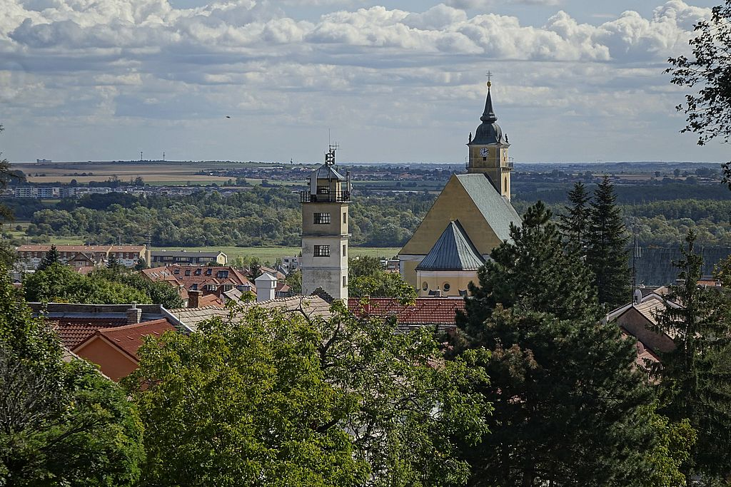 Cyklo okolím Bratislavy