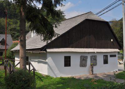 Za kalváriou v Tajove