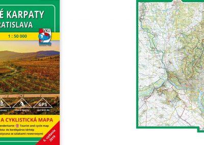 NOVINKA! TM 127 Malé Karpaty – Bratislava