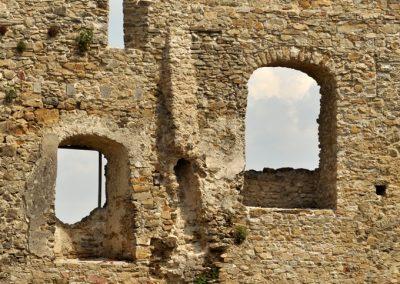 hrad Bystrica