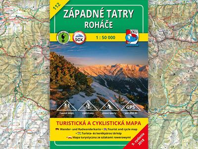 TM 112 Západné Tatry – Roháče