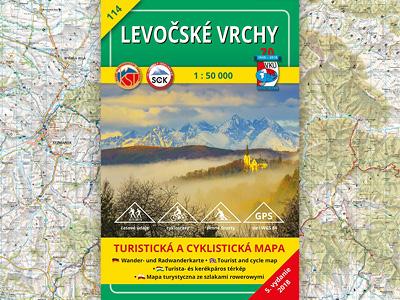 TM 114 Levočské vrchy