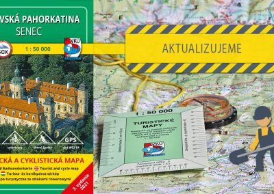 Aktualizujeme TM 151 Trnavská pahorkatina – Senec