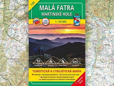 TM 120 Malá Fatra – Martinské hole