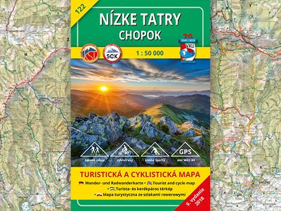 TM 122 Nízke Tatry – Chopok