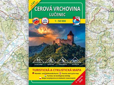 TM 141 Cerová vrchovina – Lučenec