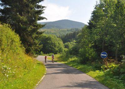 Na bicykloch Ipoltickou dolinou
