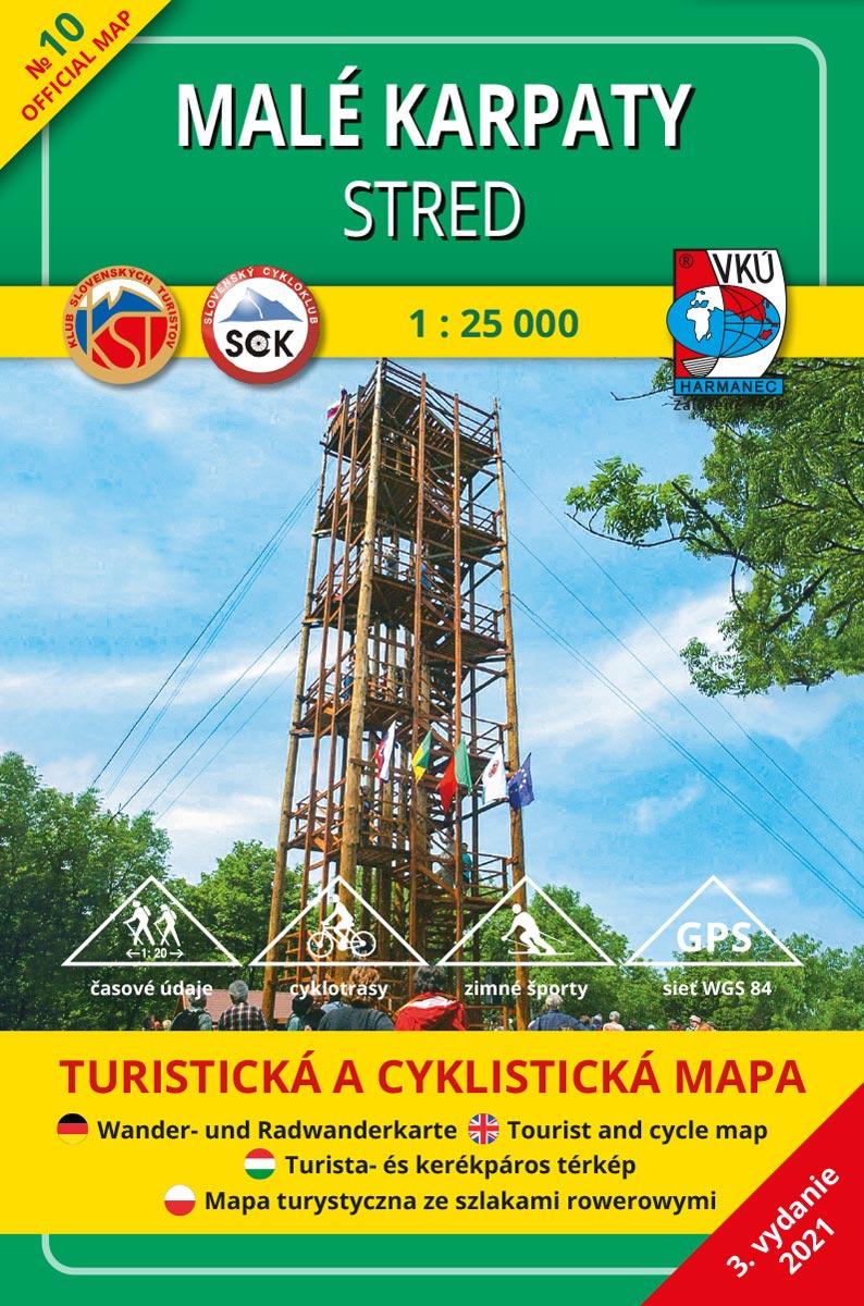 TM 10 Malé Karpaty - Stred