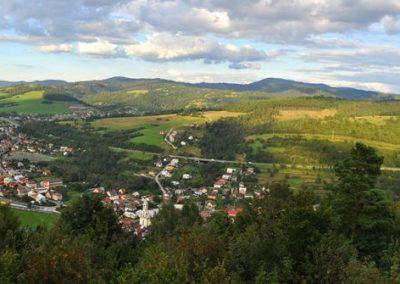 Ku novej rozhľadni nad Krásnom nad Kysucou