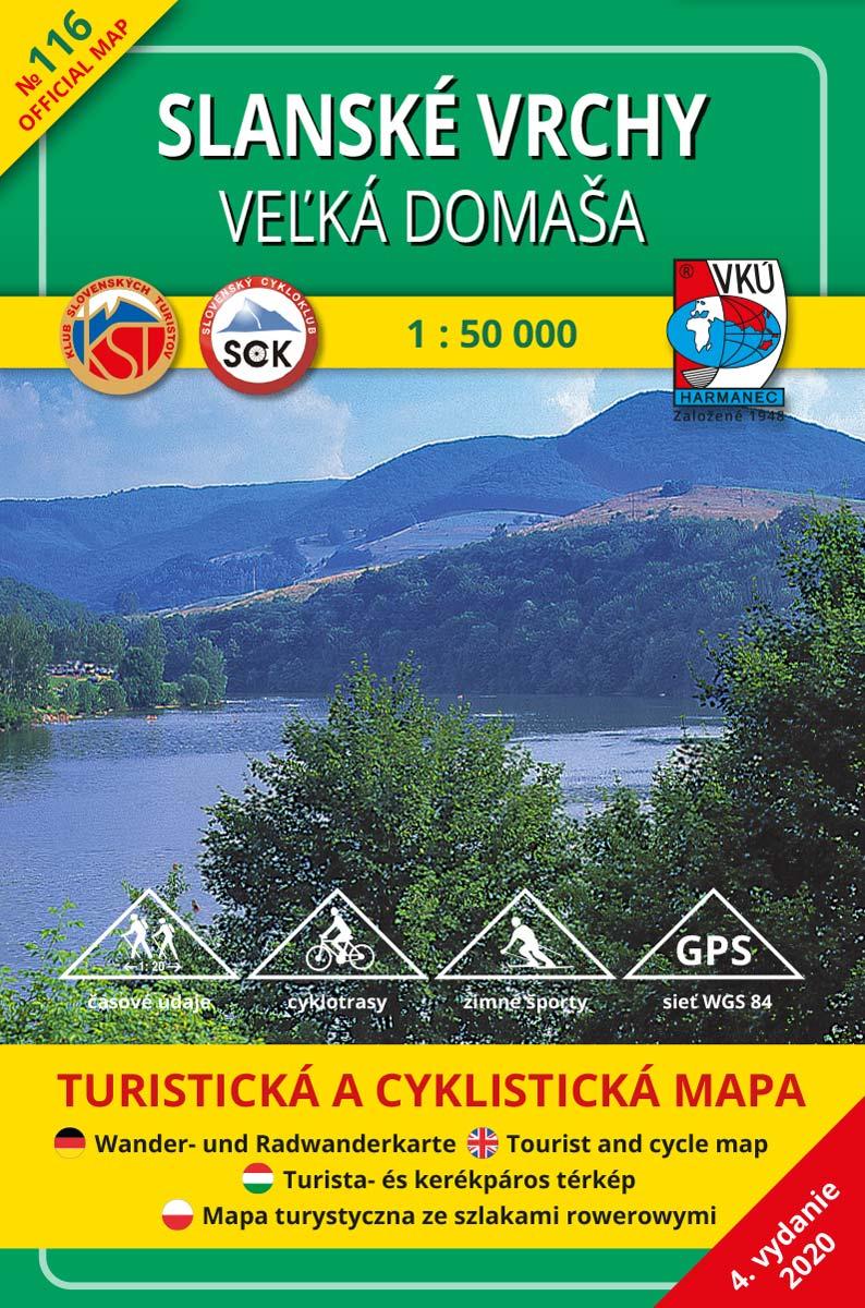 TM 116 Slanské vrchy - Domaša