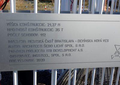 O novej rozhľadni na Devínskej Kobyle v Malých Karpatoch