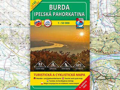 TM 142 Burda – Ipeľská pahorkatina