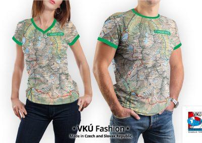 Obleč sa do mapy!
