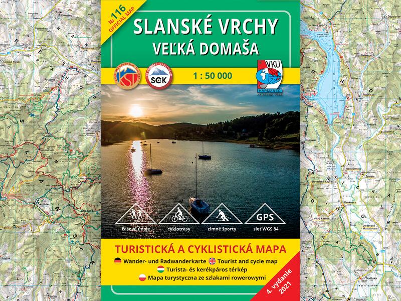 TM 116 Slanské vrchy – Veľká Domaša