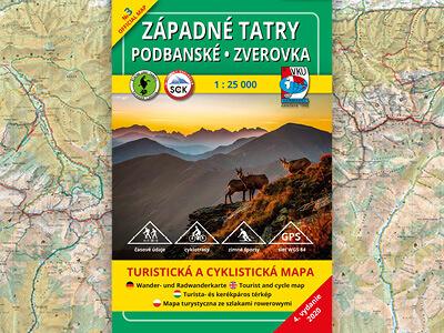 TM 3 Západné Tatry – Podbanské – Zverovka