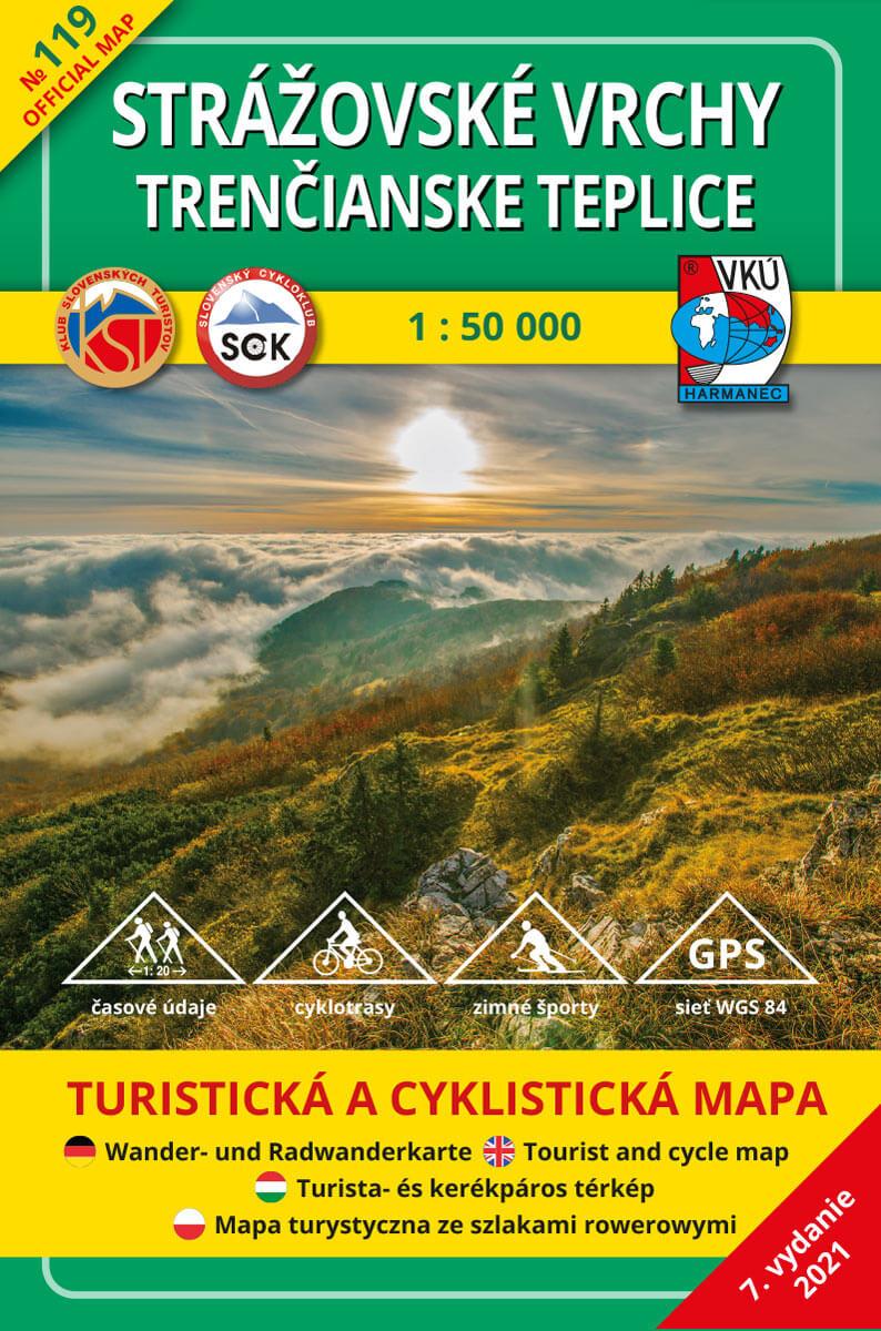 TM 119 Strazovske vrchy