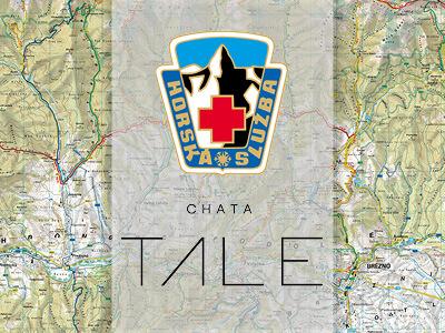 Tále a okolie – turistická mapa