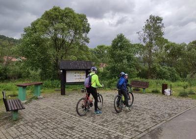 Bystrická dolina – naj pre cyklistiku s deťmi