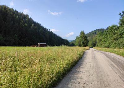 Tip na cyklistiku s deťmi – Klubinská dolina pod Veľkou Račou