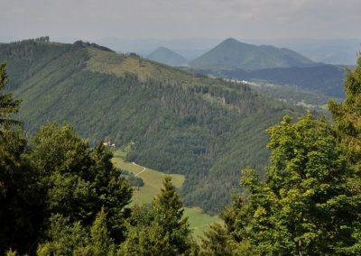 Na najvyššom vrchu Kysuckej vrchoviny