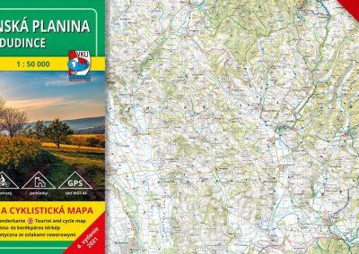 NOVINKA! TM 140 – Krupinská planina – Dudince